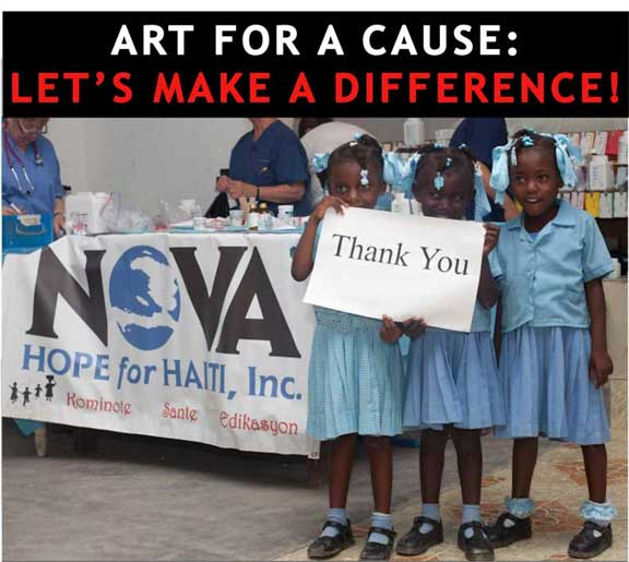 Nova Hope for Haiti