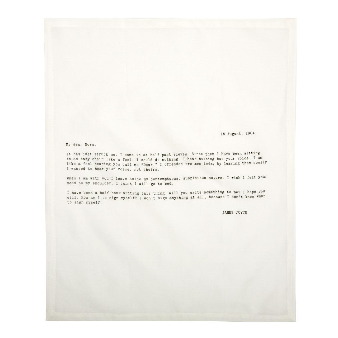 Love Letter Napkins